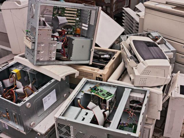 zbiórka akcyjna odpadów wielkogabarytowych